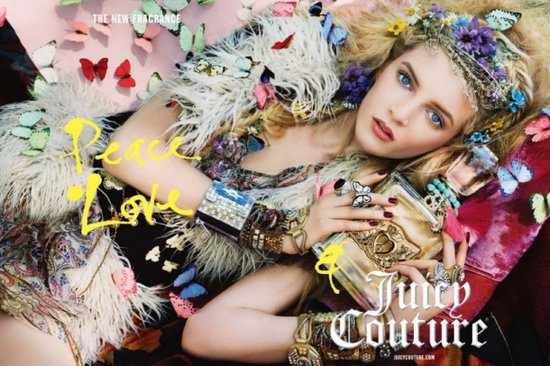 Аромат Peace, Love and Juicy Couture от Juicy Couture